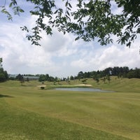 Photo taken at 庄内ゴルフ俱楽部 by Tadashi M. on 5/27/2014