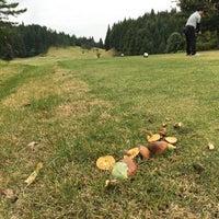 Photo taken at 庄内ゴルフ俱楽部 by Tadashi M. on 10/25/2017