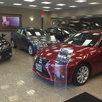 Photo taken at Bay Ridge Lexus by Michael H. on 7/23/2013