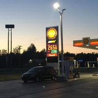 Photo taken at Shell by Chad C. on 6/4/2016