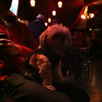 Photo taken at Retox Lounge by Justin M. on 1/27/2013