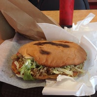Photo taken at Super Torta by Travis F. on 8/2/2014