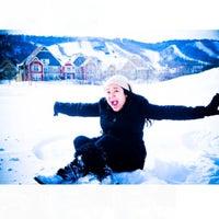 Photo taken at Blue Mountain resort by mapmap p. on 2/12/2014