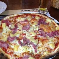 Photo taken at Restaurant Ramazzotti by Luis M. on 4/22/2014