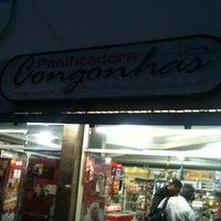 Photo taken at Padaria Congonhas by Rodolfo P. on 9/22/2013