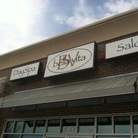Photo taken at Bella Vita Spa and Salon by Curtis P. on 2/6/2013