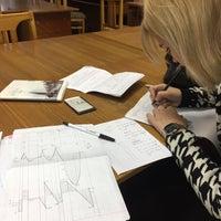 Das Foto wurde bei Научная библиотека БНТУ von Lyolya 🌸 K. am 10/11/2016 aufgenommen