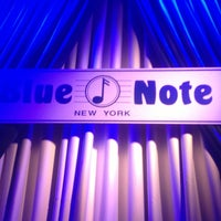 Photo taken at Blue Note by Tommy I. on 6/29/2013