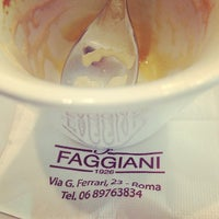 Photo taken at Antica Pasticceria Faggiani by Ruoling S. on 12/25/2013
