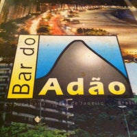Photo taken at Bar do Adão by Denis R. on 12/31/2012