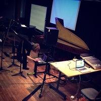 Photo taken at Birmingham Conservatoire by Jamie B. on 3/24/2014