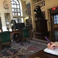 Photo taken at Boston Athenaeum by Alexander K. on 10/22/2016