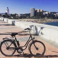 Das Foto wurde bei bike2malaga von Tetyana M. am 7/11/2015 aufgenommen