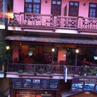 Photo taken at The White Lotus Hotel by SinYiing on 12/20/2013