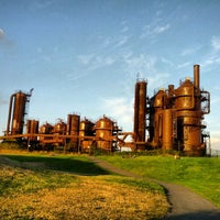 Photo prise au Gas Works Park par Onur K. le9/26/2012
