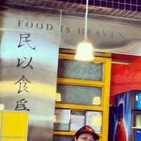 Photo taken at Manchu Wok by Josh B. on 3/7/2013