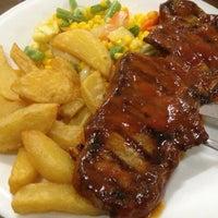 Photo taken at Abuba Steak by Hendra S. on 10/27/2012