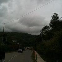 Photo taken at Pekan Kundasang by Mopi K. on 11/12/2012
