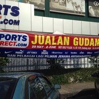 Sports direct subang jaya selangor photo taken at sports direct by mopi k on 612014 sciox Choice Image