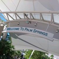 Photo taken at Palm Springs International Airport (PSP) by Taka K. on 3/10/2013