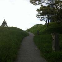 Photo taken at がじゃんびら公園 by Eiji H. on 9/14/2013