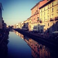 Foto scattata a Naviglio Grande da Addie J. il 6/16/2013