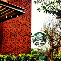 Photo taken at Starbucks Coffee @ New World Hotel by Dennis P. on 3/9/2013