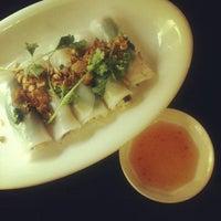 Photo taken at Quán Gánh by Dennis P. on 9/30/2012