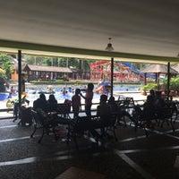 Photo taken at Taman Wisata Pulau Situ Gintung by Febri A. on 12/29/2015