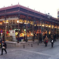 Photo taken at Mercado de San Miguel by Bruno R. on 4/11/2013