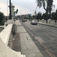 Photo taken at Puente Grau by Bruno R. on 4/24/2018