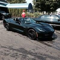 Photo taken at Southampton Car Wash & Detail Center by Rob F. on 7/25/2014