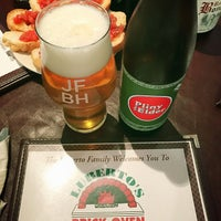Photo taken at Luberto's Brick Oven Pizza & Trattoria by Zachary G. on 5/22/2017