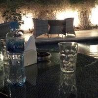 Photo taken at Med Cafè by Khalifa Alabbasi on 5/4/2014