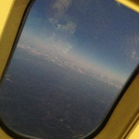 Photo taken at 35000 feet over Texas by Ylang 23 on 11/11/2012