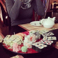 Photo taken at Sushi Bar Pasáž by Vendula F. on 7/1/2016