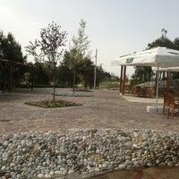 Photo taken at Eskihisar Parkı by MEHMET A. on 4/6/2013