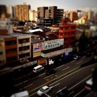Photo taken at APA Hotel Fukuoka Watanabedori by Nakayama Y. on 10/6/2012