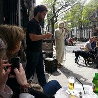 Photo taken at De Witte Aap by Arie B. on 5/19/2013