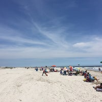 Photo taken at Lido Beach by Michael F. on 5/29/2016