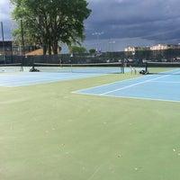 Photo taken at Tennis Victoria by Samantha B. on 6/6/2016