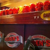 Photo taken at Reuben's Restaurant Delicatessen by Samantha B. on 5/18/2013