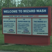 Photo taken at Meijer Car Wash by Dawn H. on 5/18/2017