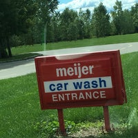 Photo taken at Meijer Car Wash by Dawn H. on 9/1/2016
