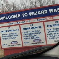 Photo taken at Meijer Car Wash by Dawn H. on 2/23/2017