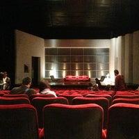 Photo taken at Teatro Luigi Pirandello by Emiliano S. on 7/21/2013