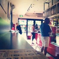 Photo taken at CIBO Espresso by Lachlan C. on 12/1/2012