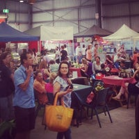 Photo taken at Adelaide Showground Farmers' Market by Lachlan C. on 1/18/2014