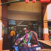 Photo taken at Unley Shopping Centre by Lachlan C. on 11/3/2013