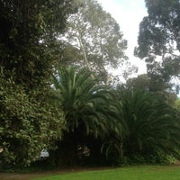 Photo taken at Unley Soldier's Memorial Gardens by Lachlan C. on 9/3/2013